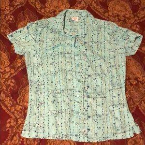 Columbia shirt